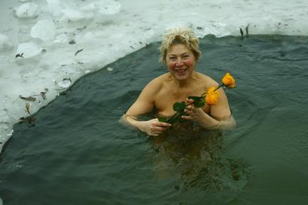 фото купающихся женщин